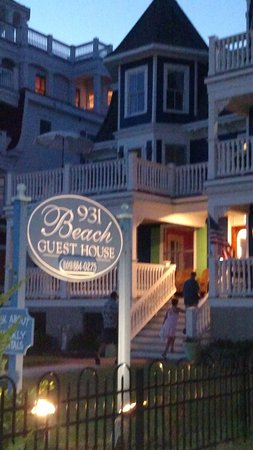 931 Beach Guest House Photo