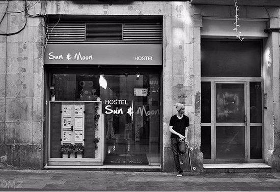 Photo of Sun & Moon Hostel Barcelona