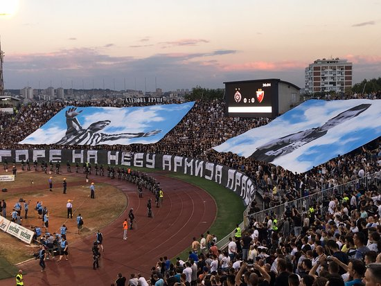 Partizan Stadium