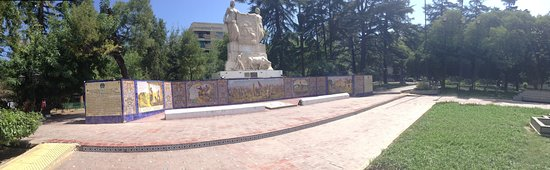 Plaza Espana Foto