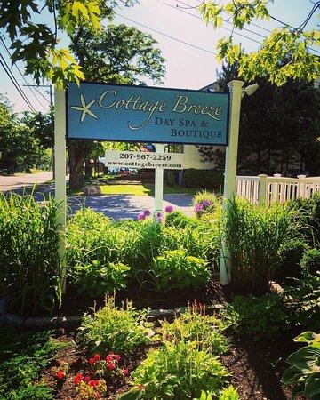 Kennebunkport, ME: Cottage Breeze Day Spa & Boutique