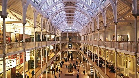 Skottland Nasjonalmuseum