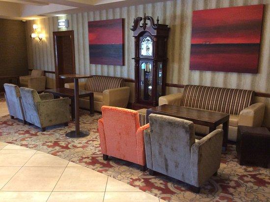Speenoge, Irlanda: The Foyer Area