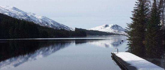 Laggan, UK: Loch Ossian