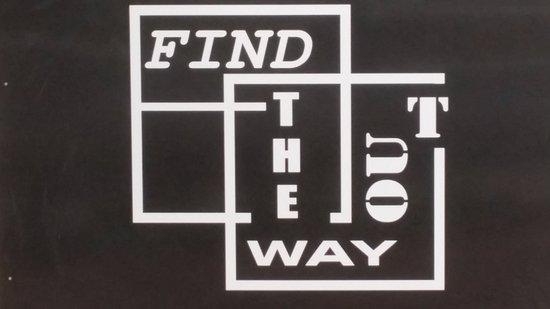 Findthewayout