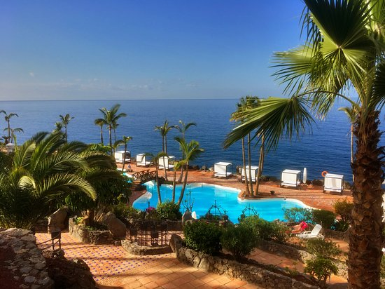 Bild von hotel jardin tropical costa adeje for Jardin tropical costa adeje