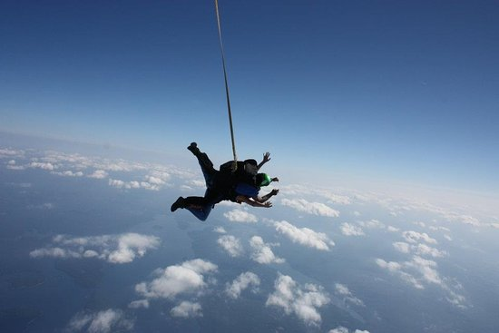 Orange, MA: My tandem jump