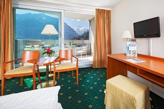 Metropole Hotel Interlaken: Doppelzimmer Standard