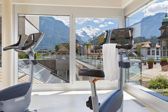 Metropole Hotel Interlaken: Fitness