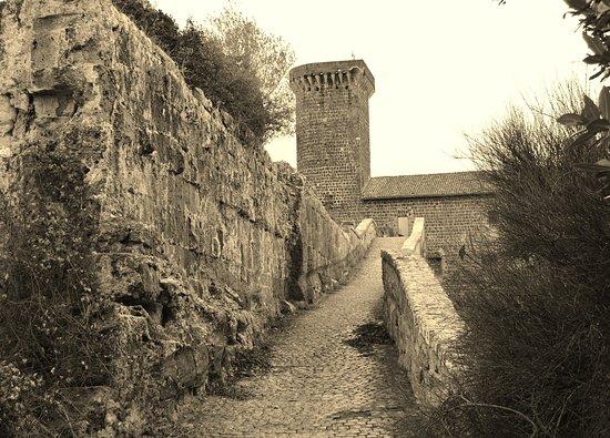Montalto di Castro, Italy: Una suggestiva foto in bianconero