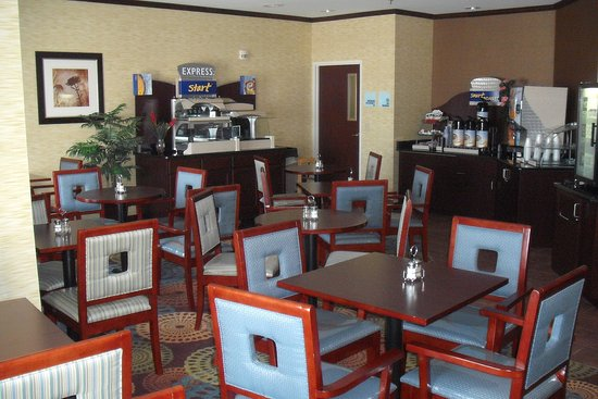 Lapeer, MI: Free Express Start Breakfast included with every room