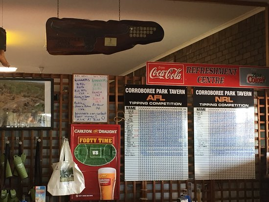 Northern Territory, Australië: All Day Breaky and liquor store