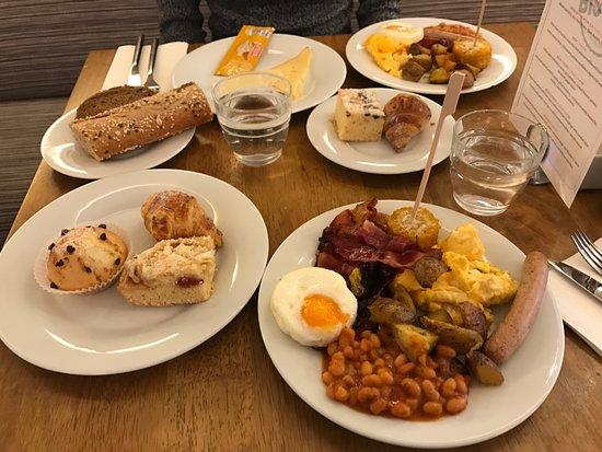 Jurys Inn Hotel Prague: colazione