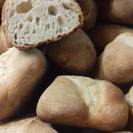 That's Amore: Home made bread
