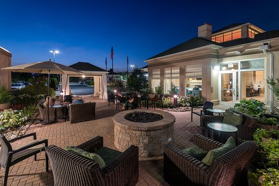 Fort Washington, PA: The Patio with firepit