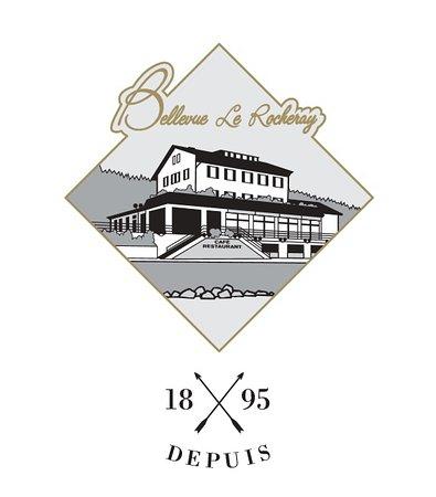 Logo Hôtel*** Bellevue Le Rocheray - CH-1347 Le Sentier