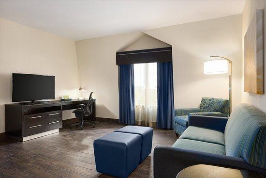 Hilton Garden Inn Houston NW/Willowbrook: Deluxe Suite