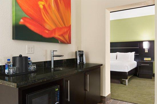 Hilton Garden Inn Houston NW/Willowbrook: Deluxe Suite Wet Bar