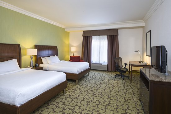 Hilton Garden Inn Edison/Raritan Center: Accessible 2 Double Beds