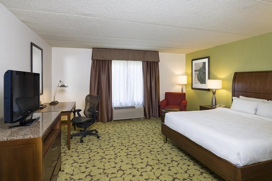 Hilton Garden Inn Edison/Raritan Center: King Alternate View