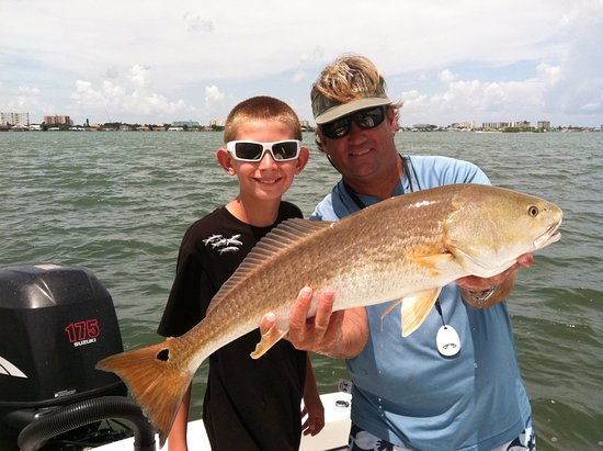 Capt brian caudill inshore fishing charters clearwater for Fishing clearwater fl