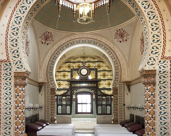 Harrogate Turkish Baths and Health Spa
