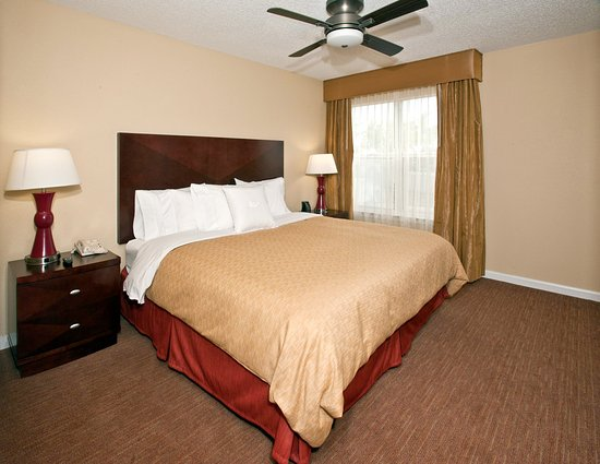 Homewood Suites by Hilton Charlotte-North/University Research Park: King Suite