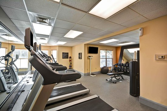 Homewood Suites by Hilton San Antonio Northwest: Weights