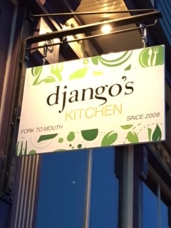 Django's Restaurant & Wine Bar: Django's Kitchen, Crested Butte, CO