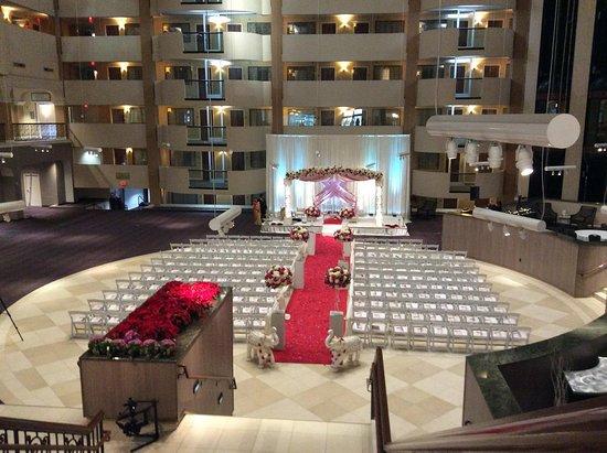 ヒルトン ワシントン DC / ロックビル エグゼクティブ ミーティング センター