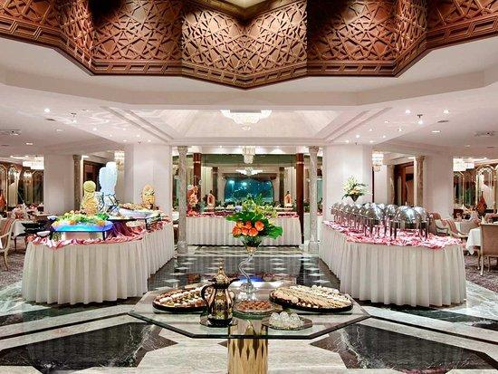 Makkah Hilton Towers: Al Andalus Restaurant 2
