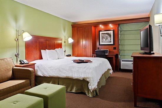Hampton Inn St. Louis/Westport: King Study