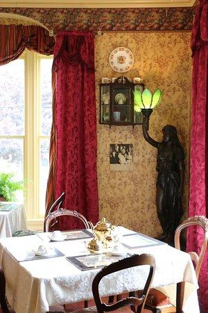 Bridgton, Μέιν: Castle Tea Room