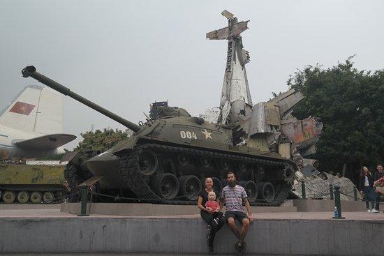 Μουσείο Στρατιωτικής Ιστορίας του Βιετνάμ