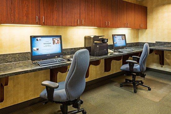 Κλίντον, Νότια Καρολίνα: Business Center