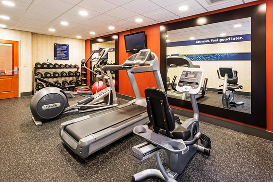 Clinton, SC: Fitness Center