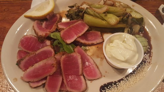 Placida, FL: Ahi is amazing!