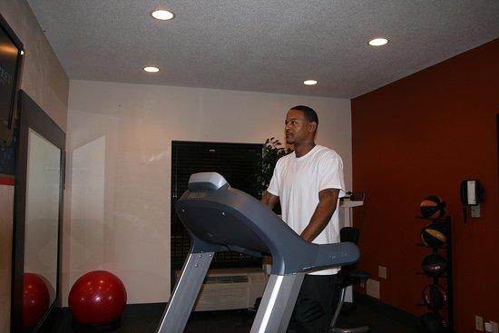 Madison, Джорджия: New Fitness Room