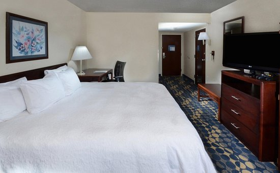 Archdale, Carolina del Norte: King Accessible Guestroom Amenities