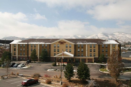 Hampton Inn Denver West / Golden: Welcome to Hampton Inn Denver-West/Golden