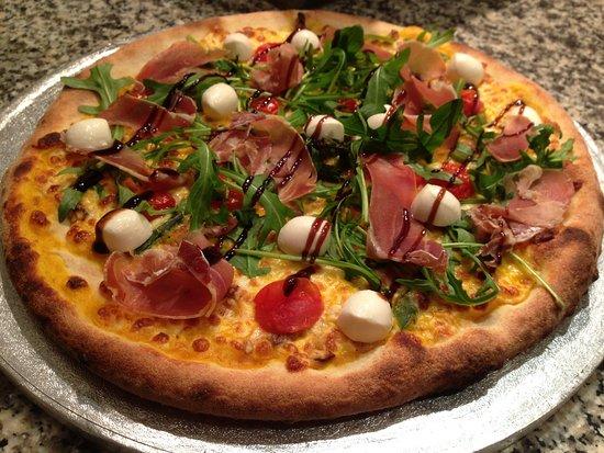 La Pelle du Goût : Une pizza du mois
