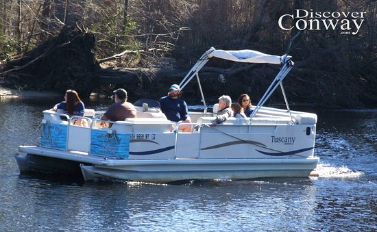 Conway, SC: Pontoon Tours and Rentals