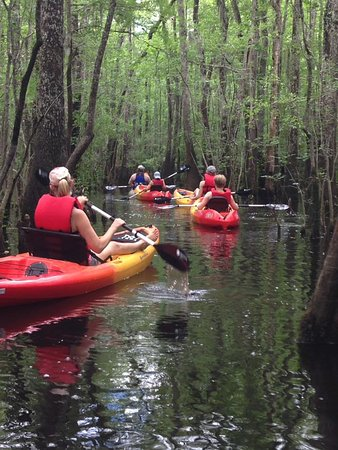 Waccamaw Outfitters: Kayak Rentals and Tours