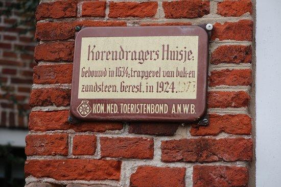 Franeker, هولندا: Beschrijving door ANWB