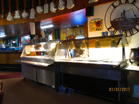 Buffet - Picture of Barb\'s Country Kitchen, Eufaula ...