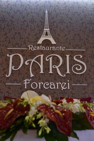 Forcarei, España: Restaurante Paris