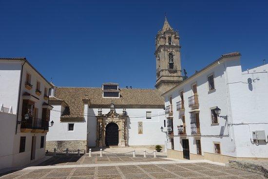 Parroquia de la Asuncion Y Angeles Cabra, Pueblito Blanco Sierra Subbética, Córdoba