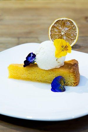 Kirtlington, UK: Desserts