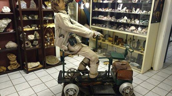Museum der Mineralien