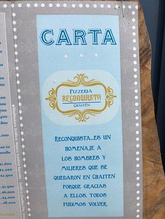 Pizzeria Reconquista